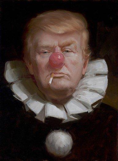 Trump-the-Clown